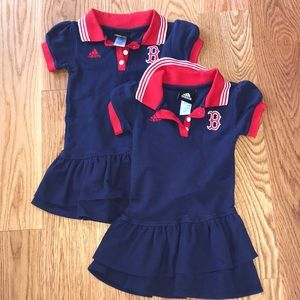 Adidas Red Sox Dresses